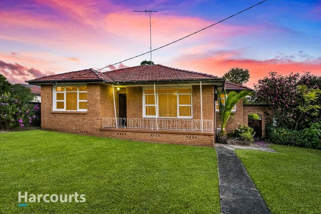 Picture of 22 Greenwood Road, KELLYVILLE NSW 2155