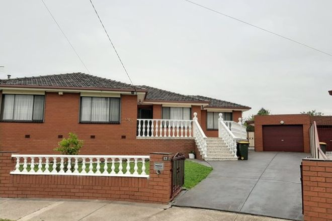 Picture of 17 Patricia Drive, FAWKNER VIC 3060