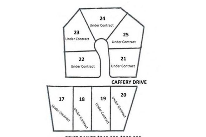 Picture of Lot 23 Caffery Drive, HAIGSLEA QLD 4306
