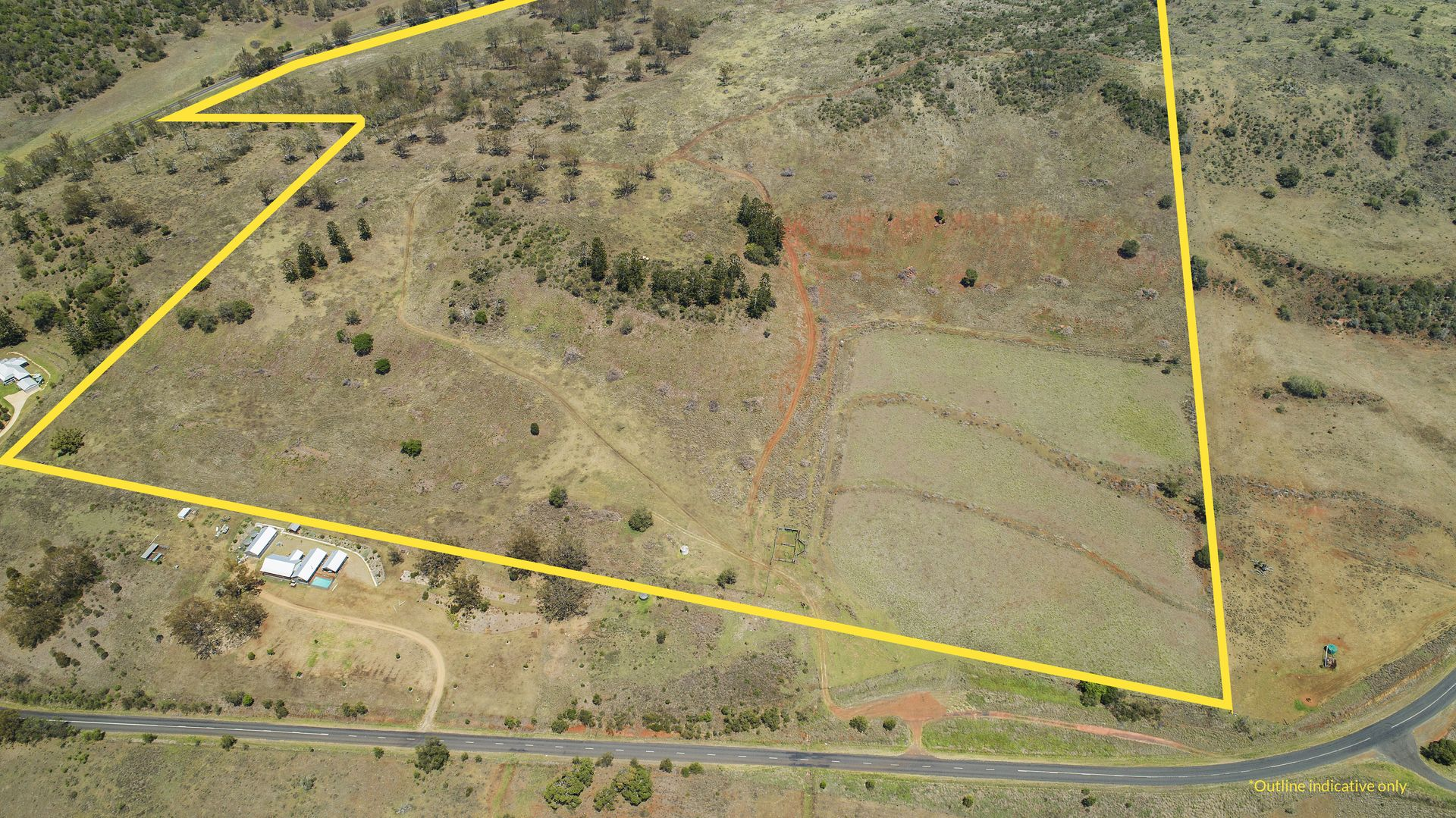 Lot 2 Gowrie-Lilyvale Road, Gowrie Junction QLD 4352, Image 2