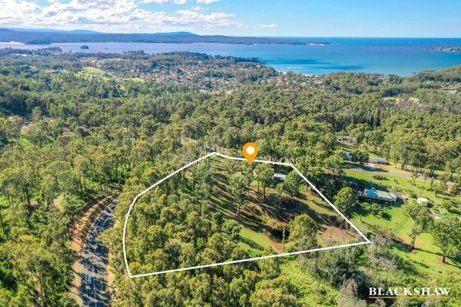 Picture of 572 The Ridge Road, MALUA BAY NSW 2536