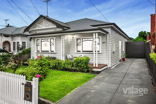 Picture of 34 Robbs Road, WEST FOOTSCRAY VIC 3012