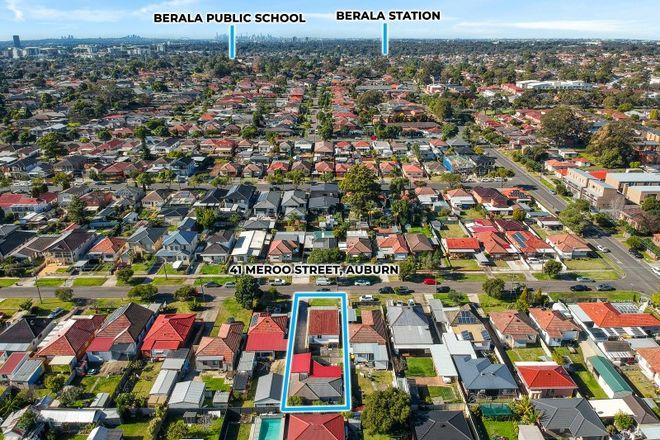 Picture of 41 Meroo Street, AUBURN NSW 2144