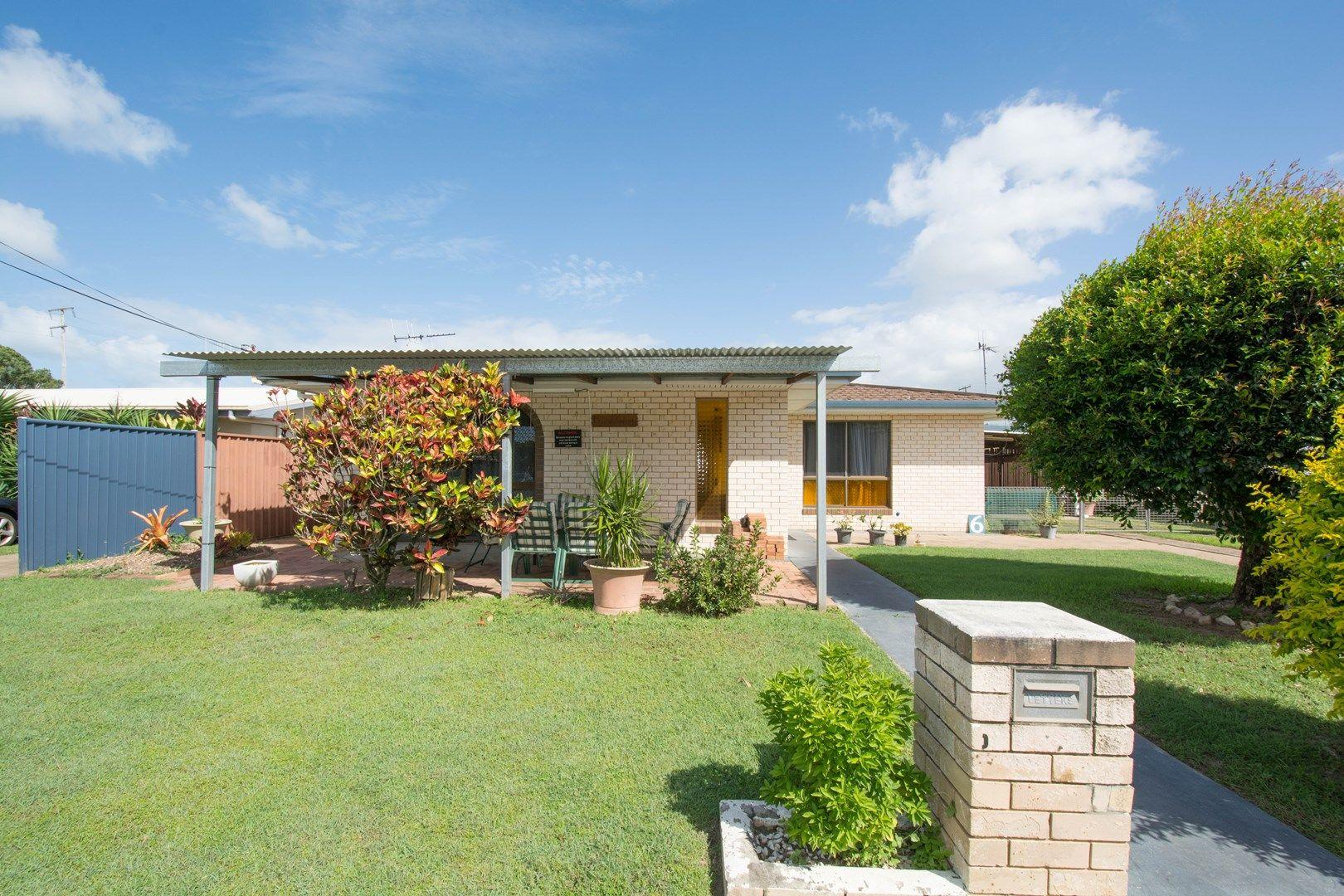 6 McNamara Street, Avenell Heights QLD 4670, Image 0