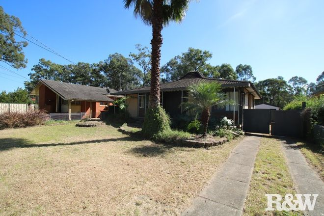 Picture of 160 Captain Cook Drive, WILLMOT NSW 2770