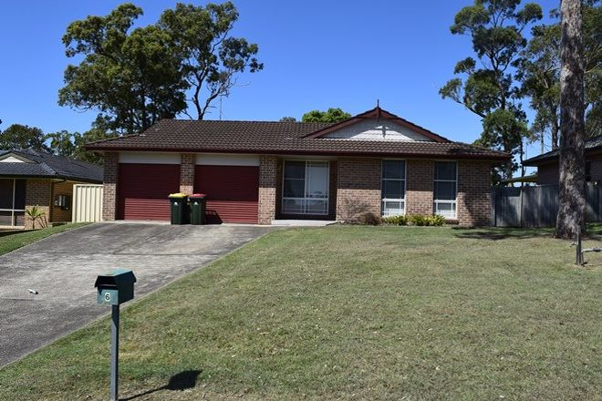 Picture of 6 Rosewood Drive, MEDOWIE NSW 2318
