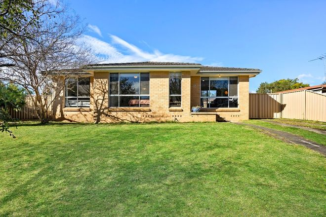Picture of 5 Grand Flaneur Avenue, RICHMOND NSW 2753