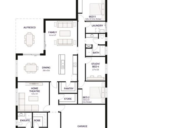 Picture of Lot 3 Chaff Court, WASLEYS SA 5400