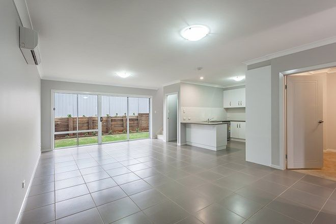 Picture of Unit 8/5 Messines Street, HARLAXTON QLD 4350