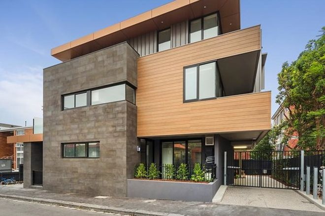 Picture of 202/8 Carroll Street, RICHMOND VIC 3121