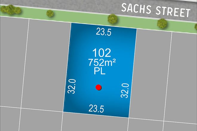 Picture of Lot 102 Sachs Street, JULAGO QLD 4816