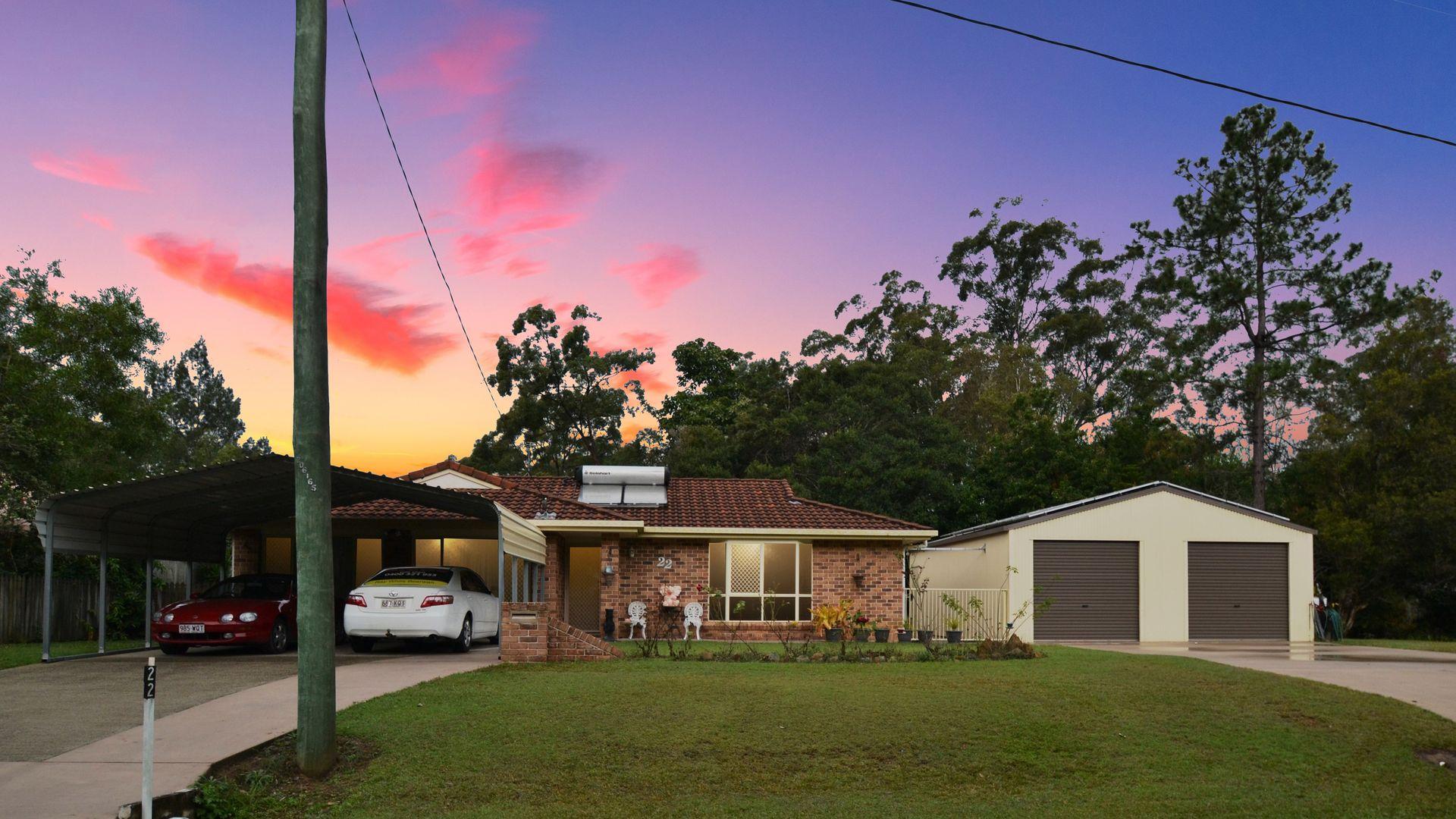 22 Calderwood Road, Landsborough QLD 4550, Image 1