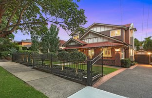 Picture of 52 Wakeford Road, Strathfield NSW 2135
