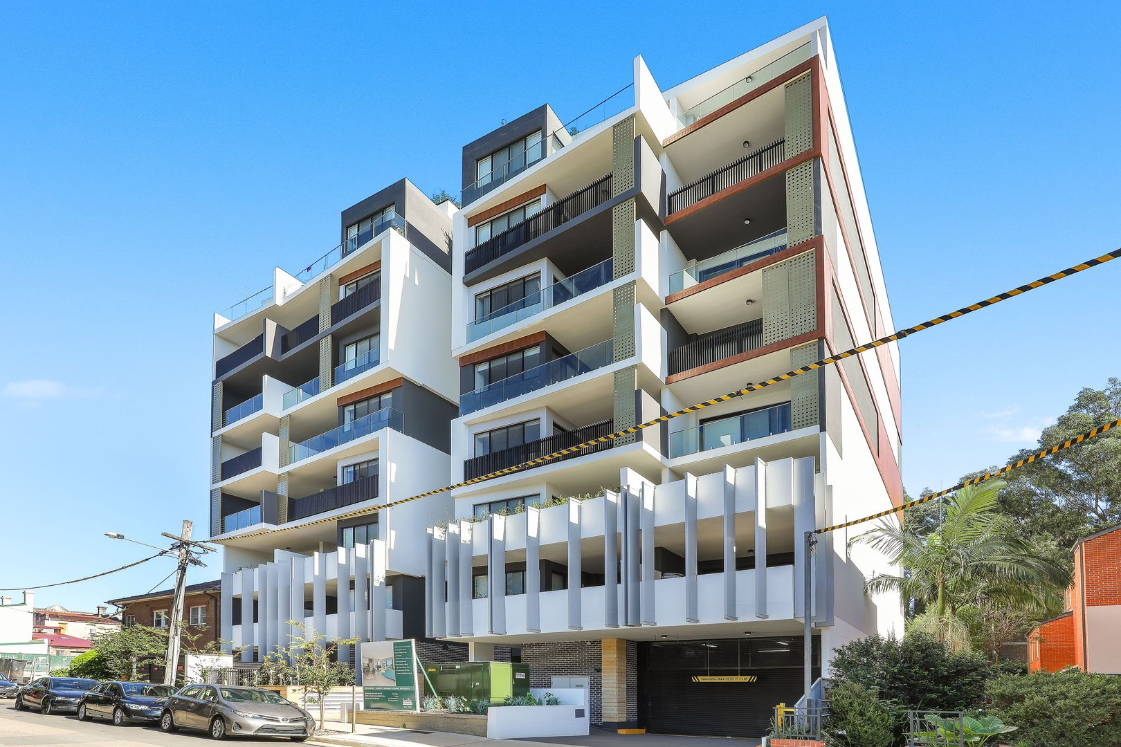 207/8 Murrell Street, Ashfield NSW 2131, Image 1