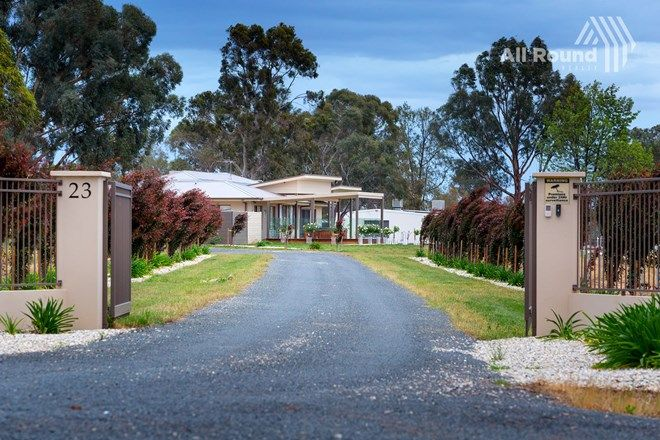 Picture of 23 Marnies Road, TABLE TOP NSW 2640