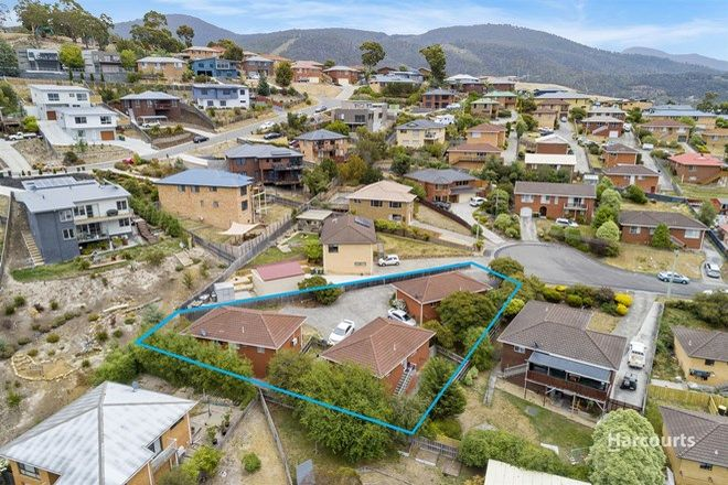 Picture of 1, 2 & 3/11 Doulton Court, GLENORCHY TAS 7010