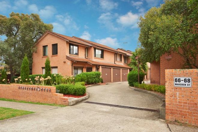 Picture of 6/66 Marsden Street, PARRAMATTA NSW 2150
