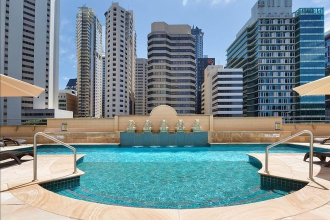 Picture of 1801/132 Alice Street, BRISBANE CITY QLD 4000
