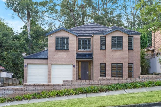 Picture of 19 Cardinal Avenue, BEECROFT NSW 2119