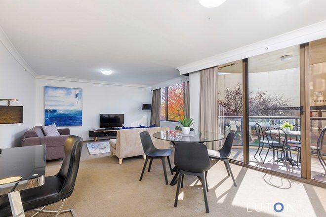 Picture of 106/2 Marcus Clarke Street, CITY ACT 2601