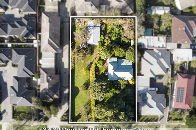 Picture of 37-39 Doveton Avenue, EUMEMMERRING VIC 3177