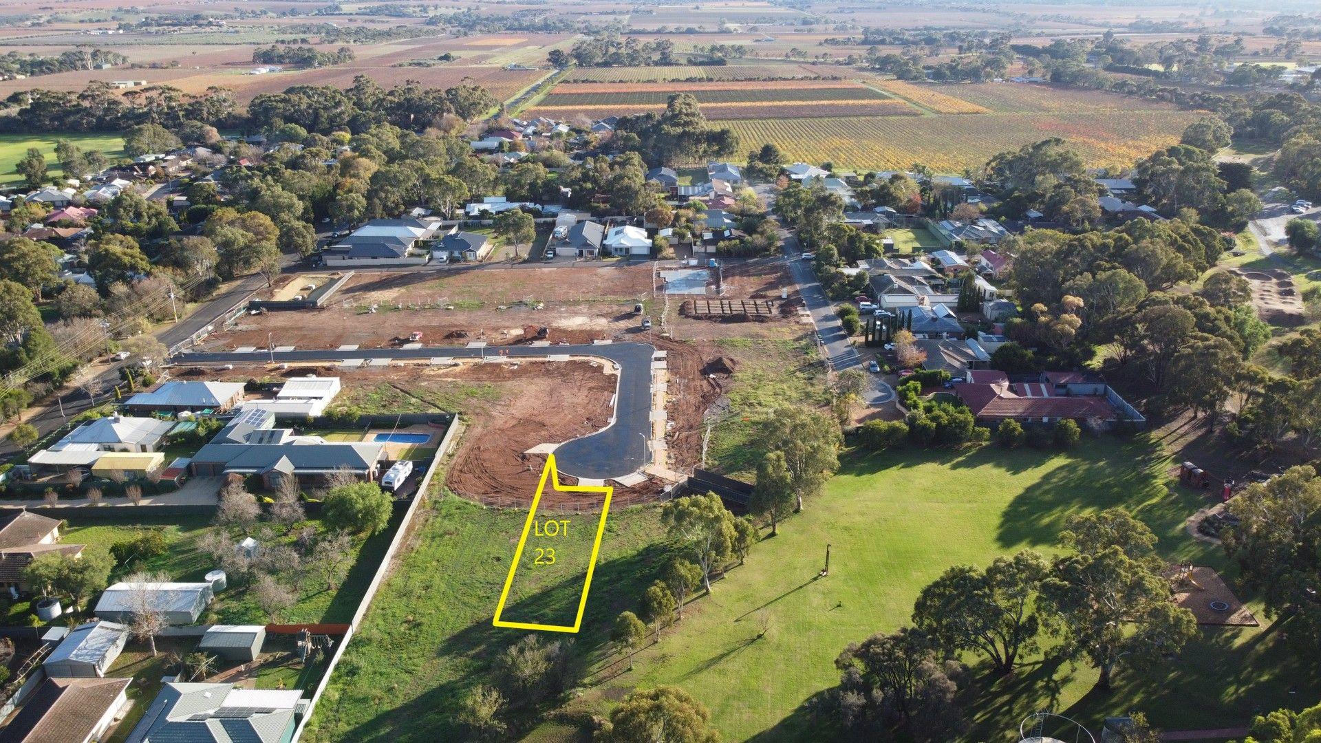 Lot 23 Flinders Court, Willunga SA 5172, Image 0
