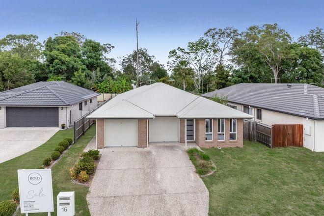 Picture of 16 Wattle Grove, BORONIA HEIGHTS QLD 4124
