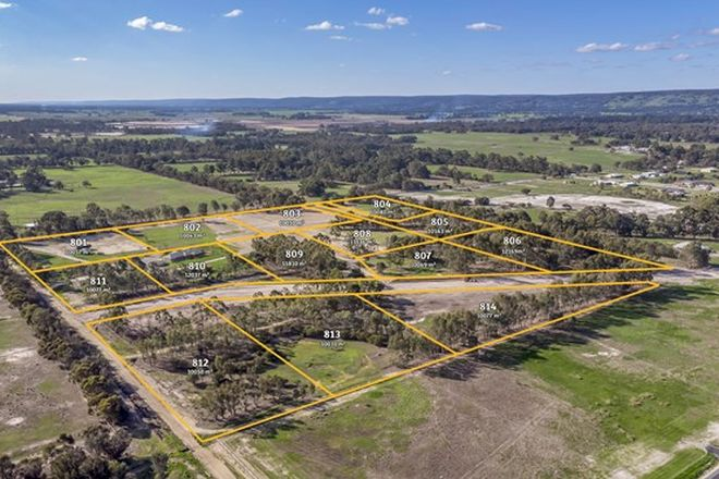Picture of Lots 801 - 814, 539 Readheads Road, NORTH DANDALUP WA 6207
