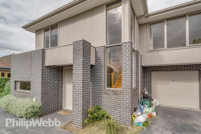 Picture of 2/20 Bedford Road, RINGWOOD VIC 3134