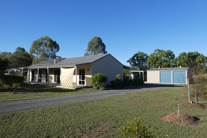 Picture of 10 BOW STREET, DEGILBO QLD 4621