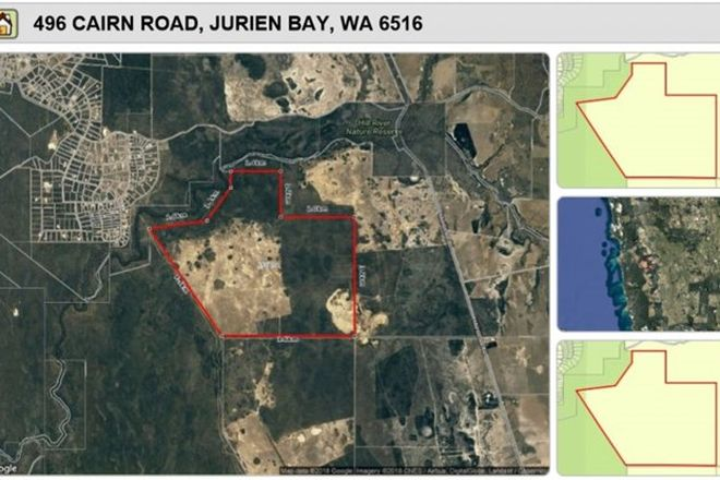 Picture of 496 Cairn Road, JURIEN BAY WA 6516