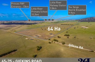 Picture of 65-75 Gifkins Road, Little River VIC 3211