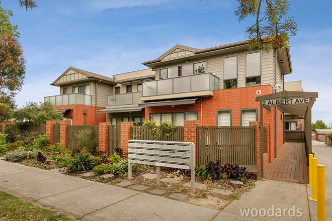 Picture of 10/2 Albert Avenue, OAKLEIGH VIC 3166