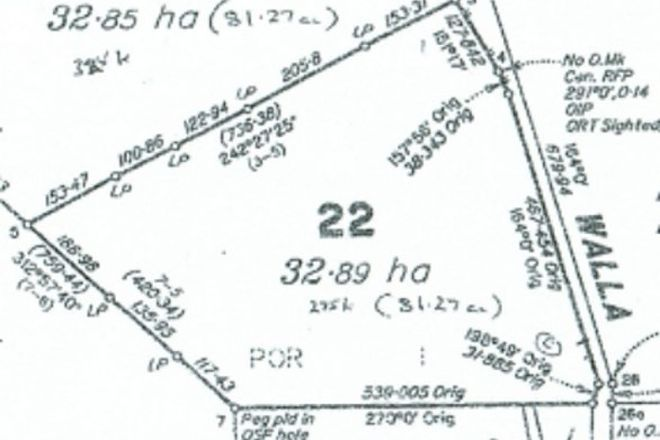 Picture of 22 Walla Road, MORGANVILLE QLD 4671