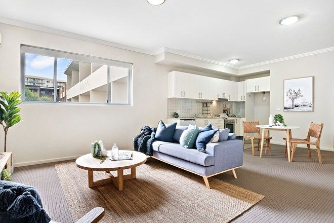 Picture of 3/2-6 Lydbrook Street, WESTMEAD NSW 2145
