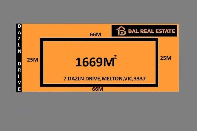 Picture of 7 Dazln Drive, MELTON VIC 3337