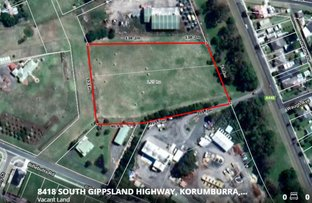 Picture of 8418 SOUTH GIPPSLAND HIGHWAY, Korumburra VIC 3950