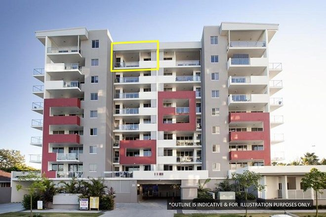 Picture of Unit 803/20 Playfield Street, CHERMSIDE QLD 4032