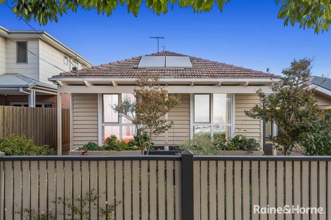 Picture of 41 Monmouth Street, NEWPORT VIC 3015