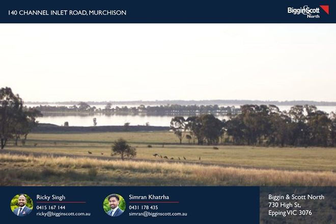 Picture of 140 Channel Inlet Road, MURCHISON VIC 3610