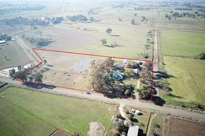 Picture of 1821 Boothroyds Road, NUMURKAH VIC 3636