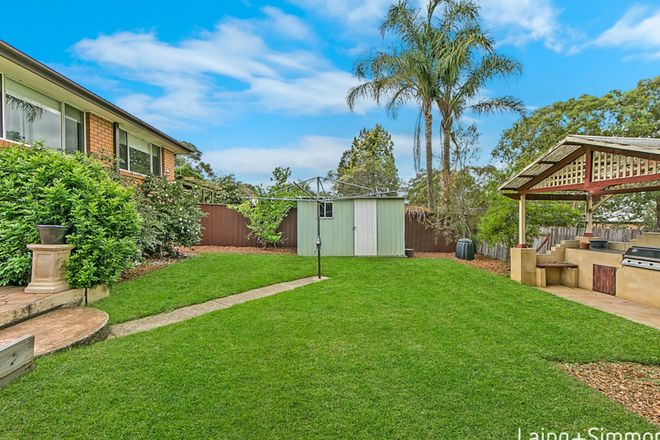 Picture of 85 Faulkland Crescent, KINGS PARK NSW 2148