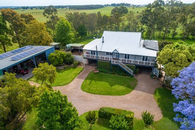 Picture of 245 Scotch Creek Road, MILLERS FOREST NSW 2324