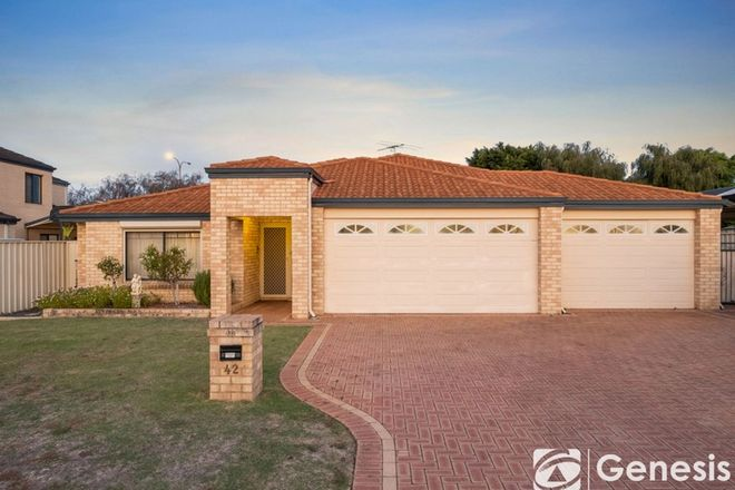 Picture of 42 Mount Park Way, CANNING VALE WA 6155