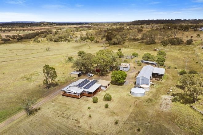 Picture of 3020 Oakey Pittsworth Road, SPRINGSIDE QLD 4356