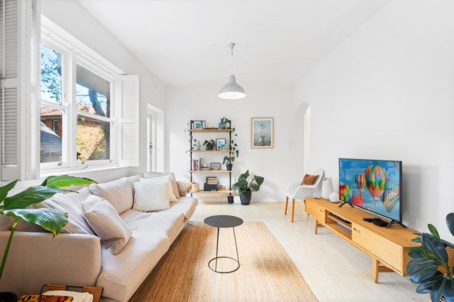 Picture of 3/42 Fairfax Road, BELLEVUE HILL NSW 2023