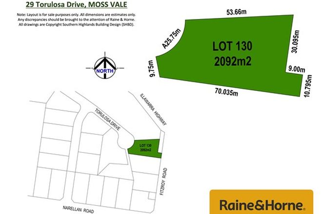 Picture of 29 Torulosa Drive, MOSS VALE NSW 2577