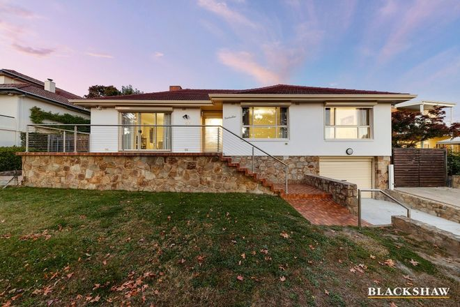 Picture of 22 MacDonnell Street, YARRALUMLA ACT 2600
