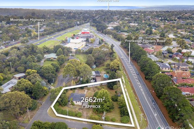 Picture of 21 Barmah Court, FRANKSTON SOUTH VIC 3199