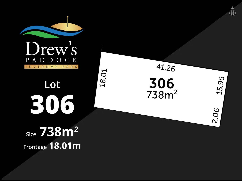 Drew's Paddock/Lot 306 Divot Circuit, Invermay Park VIC 3350, Image 0